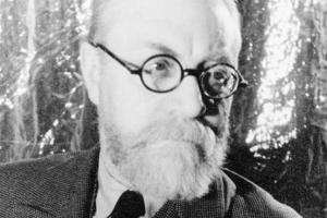 Foto van Henri Matisse