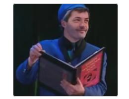 cabaretier Herman Finkers