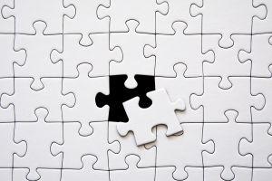 Laatste stukje van de puzzel