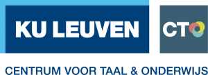 Logo Centrum voor Taal en Onderwijs