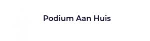 logo Podium aan huis