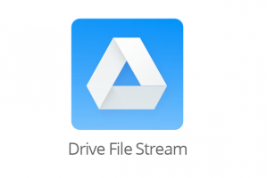 Logo Drive File Stream