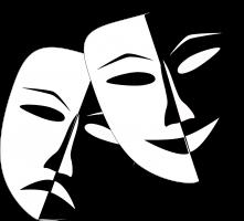 Twee maskers