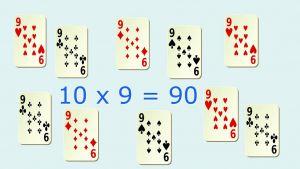 screenshot : 10x9 = 90