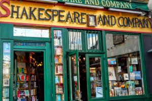 boekenwinkel met de naam Skhakespeare