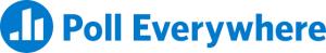 Het logo van Poll Everywhere