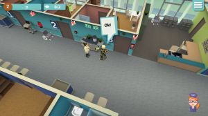 Screenshot spel