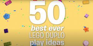 Titel 50 best ever LEGO DUPLO play ideas