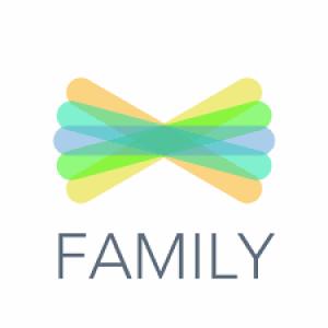 Het logo van de app.