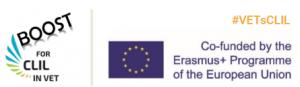 Europees project ; online cursus voor leraren TSO-BSO praktijkgerichte vakken