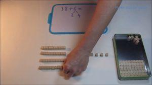 screenshot video : 38+6 met mab-materiaal