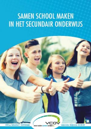 cover Ouderbetrokkenheid: samen school maken in het secundair onderwijs