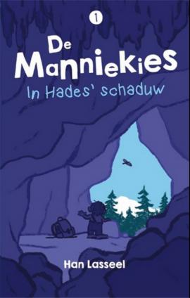 De titel De Manniekies, Arkin, het Manniekie, bomen en een grot.