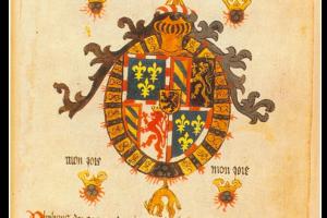 Wapenschild van de Bourgondiërs