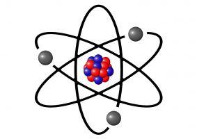 opbouw atoom