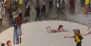 Screenshot video verhaal met spelende kinderen