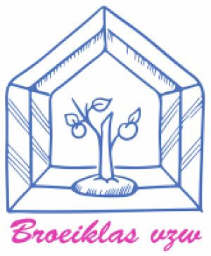 plantje in een broeikas