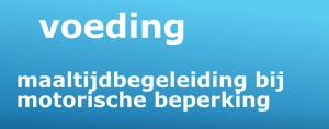 tekst Voeding maaltijdbegeleiding bij motorische beperking