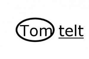 Tom tel. Tom omcirkeld en telt onderlijnd