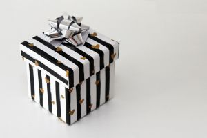 een cadeautje