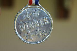 zilveren medaille