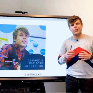 E-learning Meester Sander