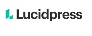 Tekstlogo Lucidpress