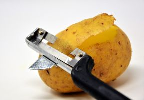 aardappelen schillen