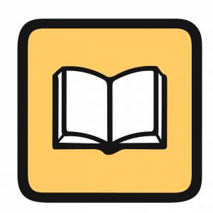 picto van een boek