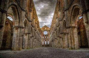 ruïne abdij
