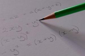algebraïsche bewerkingen