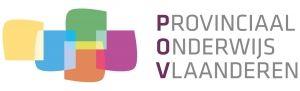 Logo Provinciaal Onderwijs Vlaanderen