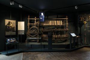 Tentoonstelling Mensen en Machines: verhaal van Marie Catharine De Moerloose