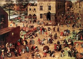 De Kinderspelen van Pieter Bruegel