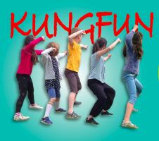 Kung Fu houdingen