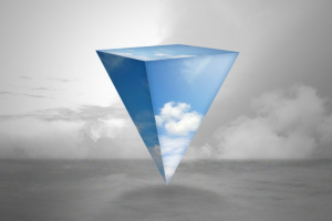 omgekeerde piramide