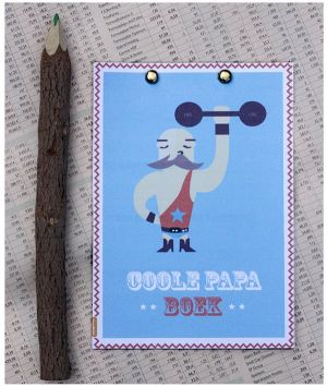 Coole papa boek
