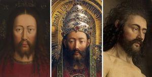 drieluik van Van Eyck