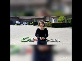 Screenshot video hinkelen