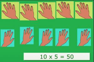 10 handen en oef 10x5