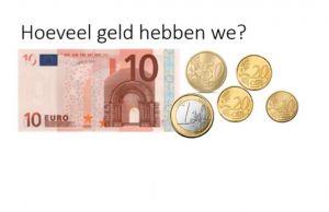 10 euro en aantal munstukken