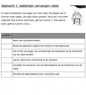 Screenshot uit document