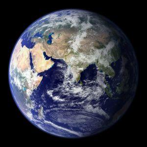 Afbeelding van de aarde