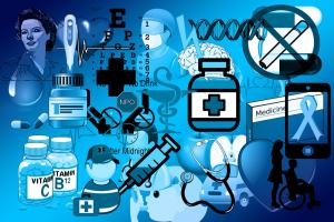 voorwerpen en personen die je in een ziekenhuis kan terugvinden
