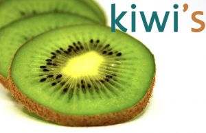 schijfjes kiwi