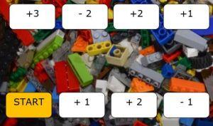 stukje van legospel