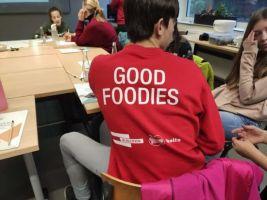 Leerling als voedselambassadeur