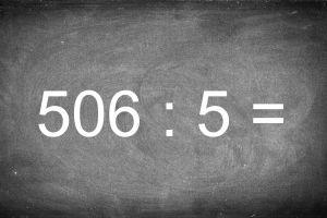 506 : 5