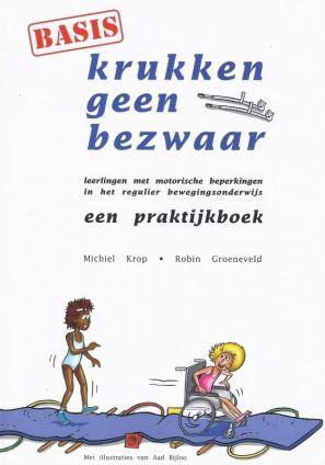 Cover boek 'Krukken geen bezwaar'