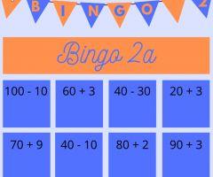 Enkele opdrachten uit de bingokaarten
